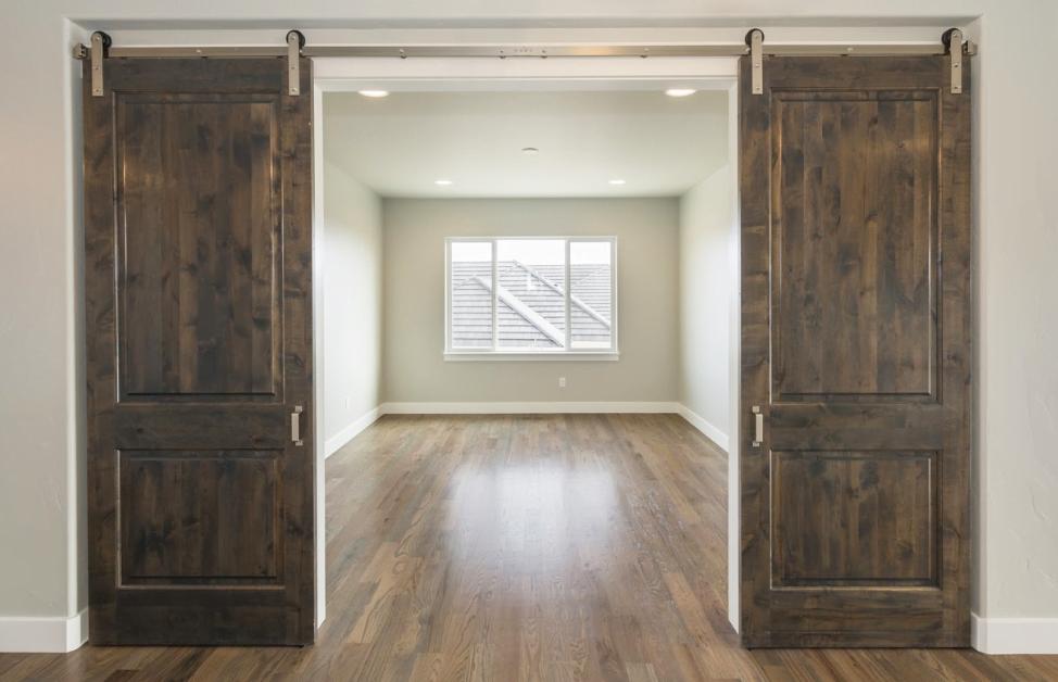 Rustic Wood Doors Winnipeg